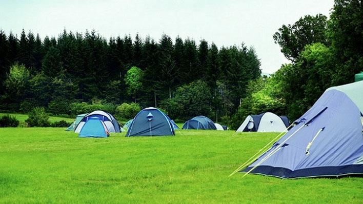 kamp yerleri
