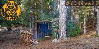 doğal barınak yapımı