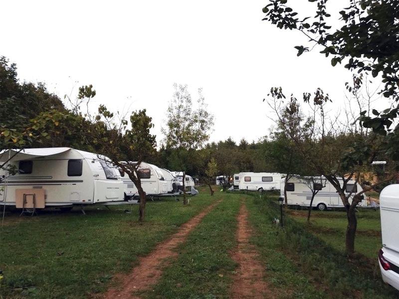 İstanbul kamp alanları