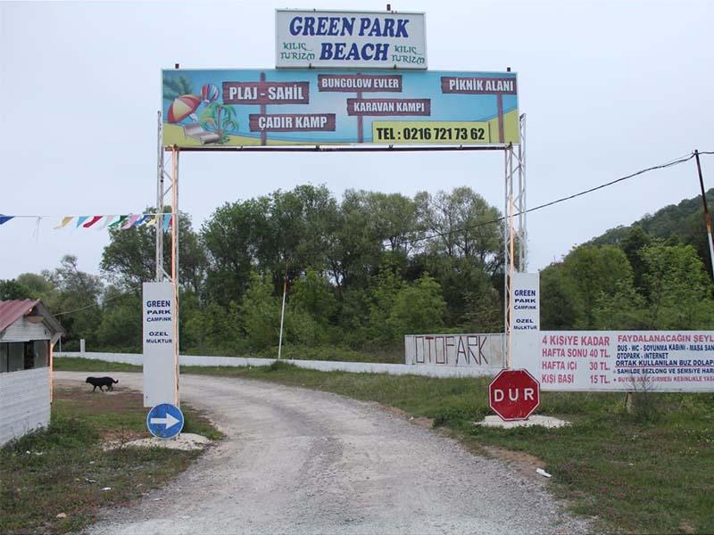 ağva greenpark camping