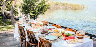 sapanca gölü kahvaltı