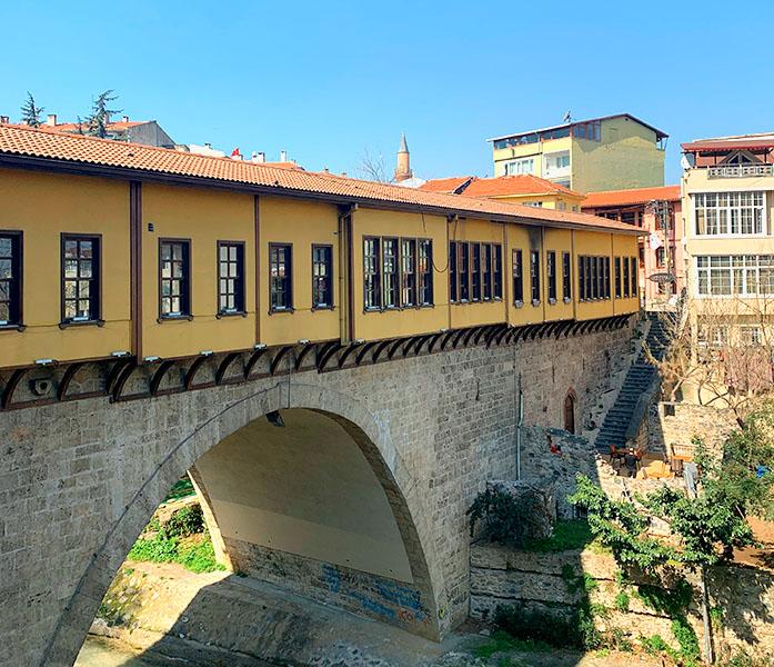 bursa ırgandı köprüsü