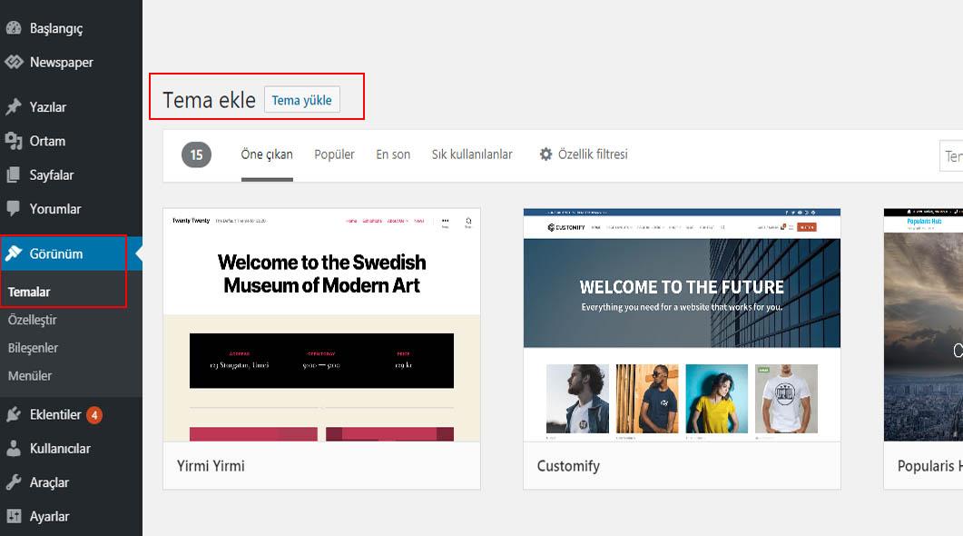 Blog Sayfası Nasıl Açılır? » Sıfırdan İleri Seviye Blog Sayfası Kurma