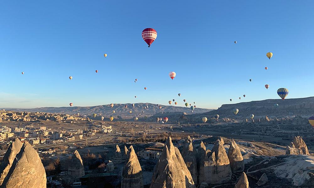 Kapadokya Balon Turu » Balon Turu Fiyatları ve Firmaları