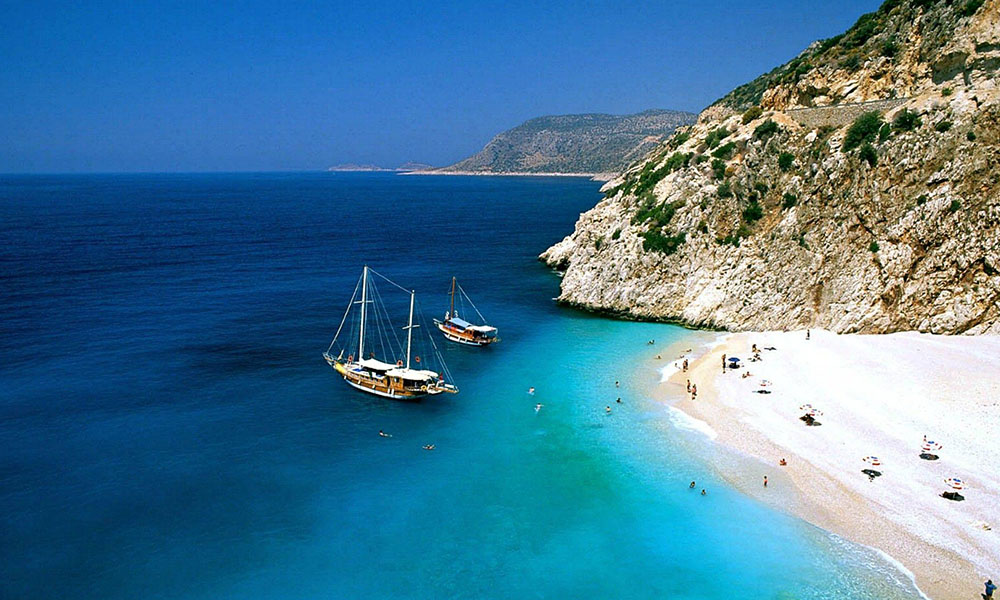 Kaş Gezilecek Yerler » Kaş Plajları ve Gezilecek En İyi 20 Yer