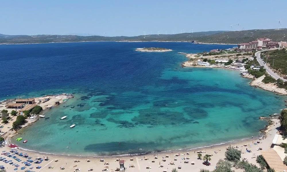 sığacık akkum plajı