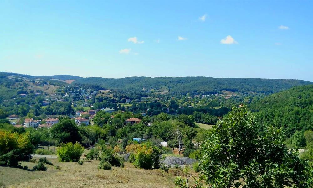 bozhane köyü