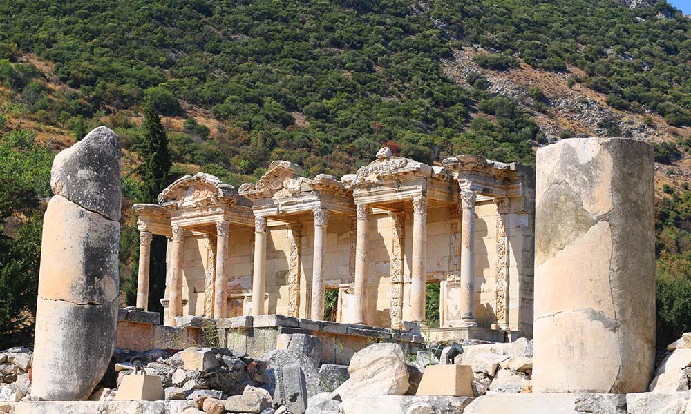 Efes Antik Kenti Gezilecek Yerler » Gezilecek En İyi 20 Yer