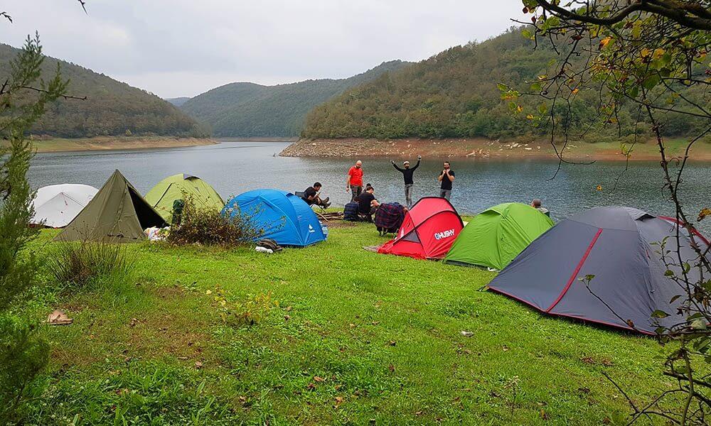 Darlık Barajı » İstanbul'un En Az Bilinen Kamp Alanı