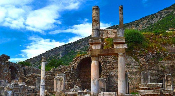 efes antik kenti gezilecek yerler