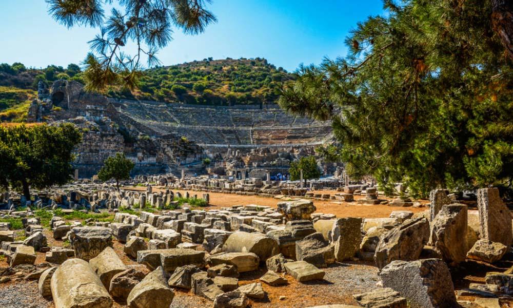 Efes Antik Kenti » Efes Harabeleri En İlginç 10 Bilgi