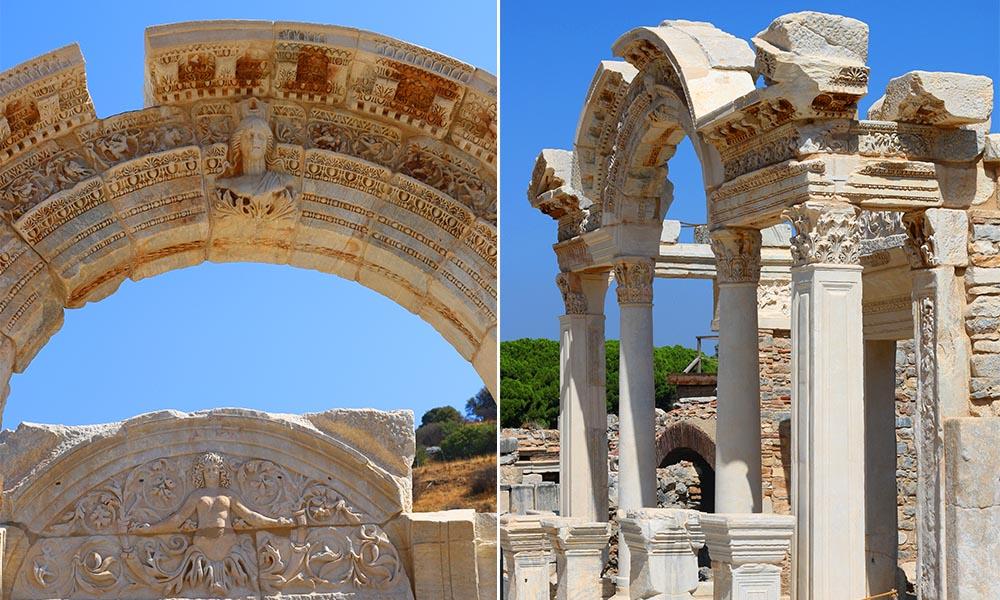 efes antik kenti nerede