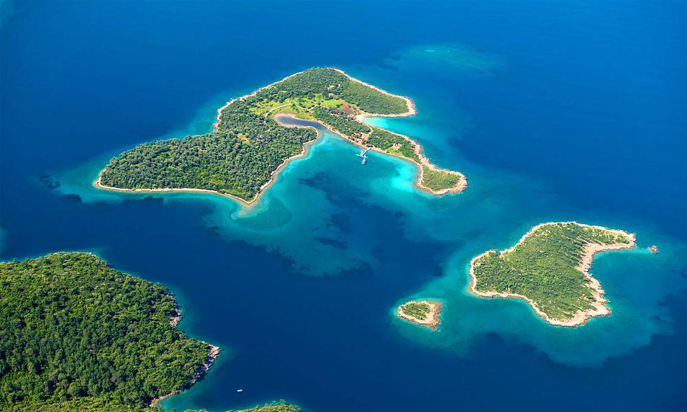 Sedir Adası »  Kleopatra Adası ve Plajı En İyi 25 Öneri
