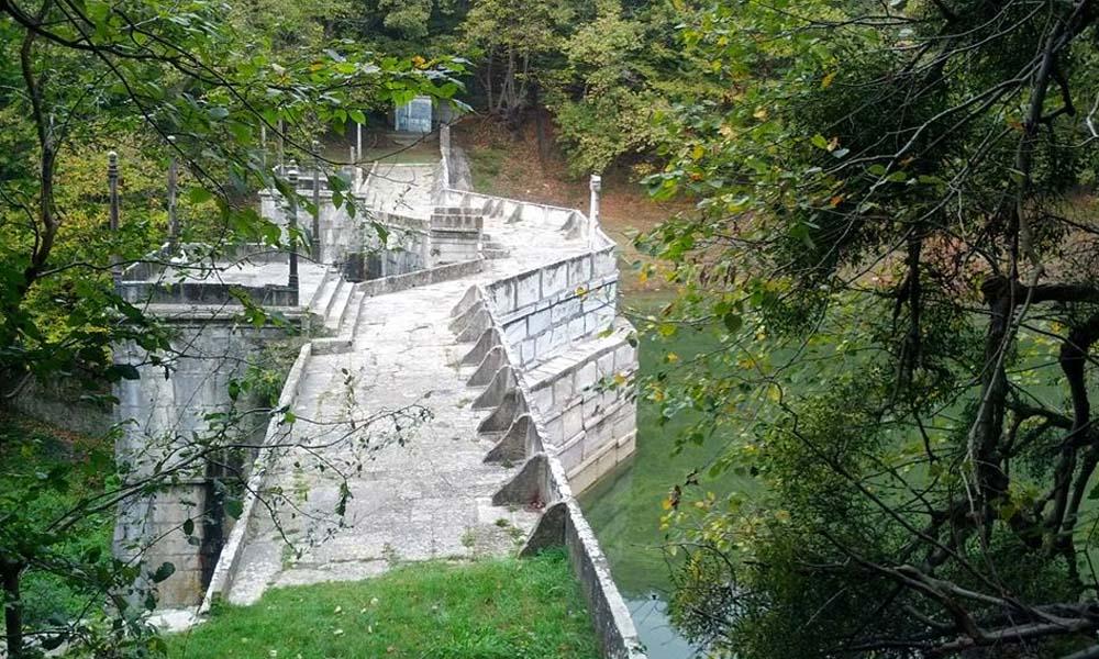 belgrad ormanı tarihi bentler