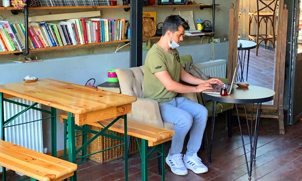 istanbul kitap kafe