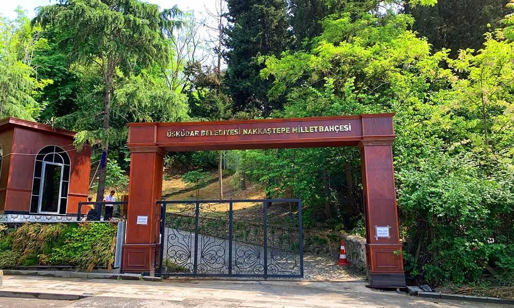 nakkaştepe millet bahçesi