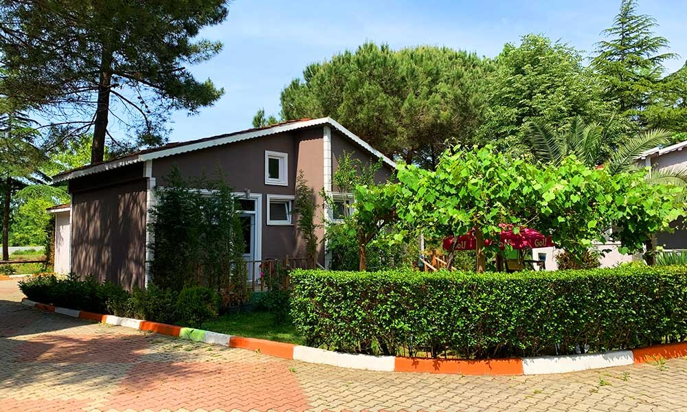 shila tatil köyü bungalov evler