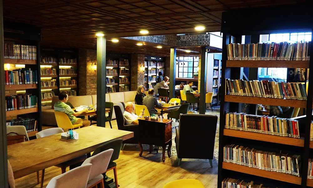 nevmekan istanbul kitap kafe